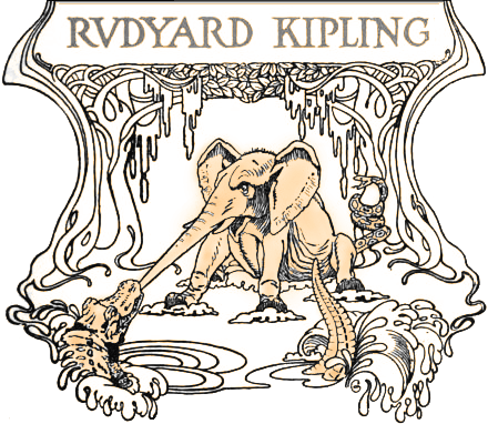 Image result for kipling the elephant's child