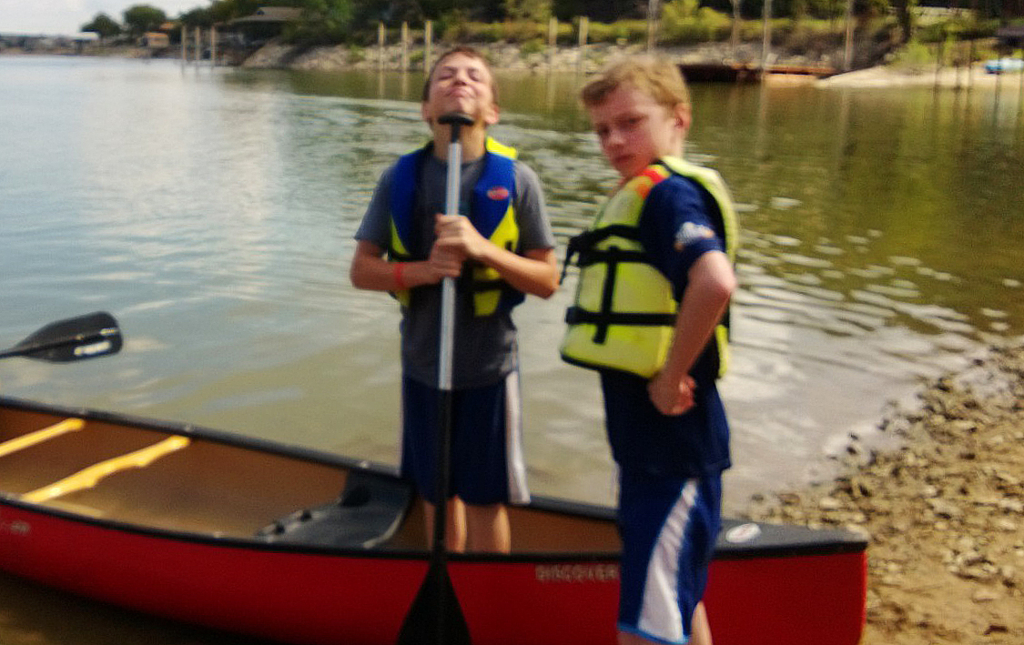 Canoe guys