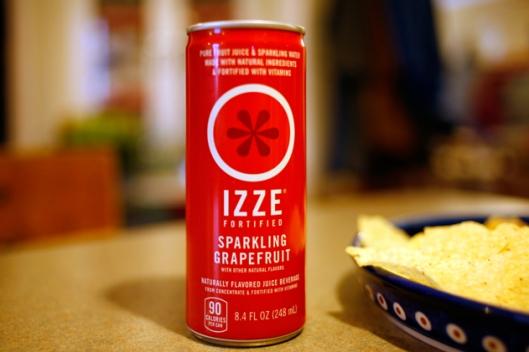 Izze - Sparkling Grapefruit